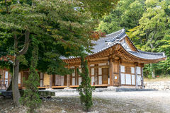Ναός Seonunsa Στοκ φωτογραφίες με δικαίωμα ελεύθερης χρήσης