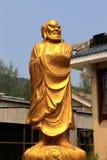 Ναός Shaolin, ο τόπος γεννήσεως Shaolin Kung Fu Στοκ Φωτογραφία
