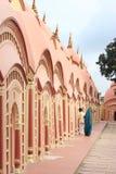 108 ναός Shiva σε Burdwan, δυτική Βεγγάλη, Ινδία Στοκ εικόνα με δικαίωμα ελεύθερης χρήσης