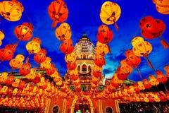 Ναός Si Lok Kek Στοκ Φωτογραφίες
