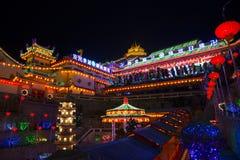 Ναός Si Lok Kek Στοκ φωτογραφίες με δικαίωμα ελεύθερης χρήσης