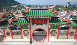Ναός Si Lok Kek στοκ εικόνα