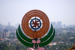 Ναός Si Lok Kek, Penang, Μαλαισία στοκ φωτογραφία με δικαίωμα ελεύθερης χρήσης