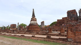 Ναός Si Phra sanphet Στοκ φωτογραφία με δικαίωμα ελεύθερης χρήσης