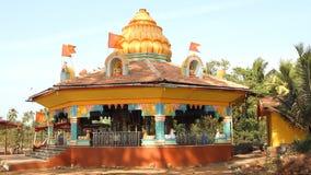 Ναός Siddheshwar Ο ναός του Βούδα στην Ινδία απόθεμα βίντεο