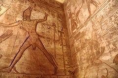 Ναός Simbel Abu Στοκ φωτογραφίες με δικαίωμα ελεύθερης χρήσης