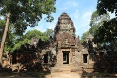 Ναός SOM TA Καμπότζη Το Siem συγκεντρώνει την επαρχία Το Siem συγκεντρώνει την πόλη Στοκ Φωτογραφία