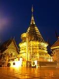 Ναός Suthep Doi Στοκ Εικόνες