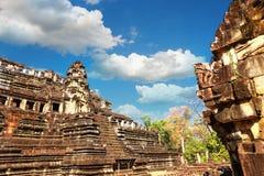 Ναός TA Keo σε Angkor Wat, Καμπότζη Στοκ φωτογραφία με δικαίωμα ελεύθερης χρήσης