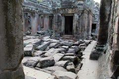 Ναός TA Phrom στην Καμπότζη Στοκ Φωτογραφία