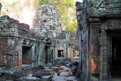 Ναός TA Phrom στην Καμπότζη Στοκ φωτογραφία με δικαίωμα ελεύθερης χρήσης