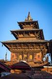Ναός Taleju, Κατμαντού Στοκ Εικόνες