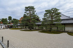 Ναός Tenryuji σε Arashiyama, Ιαπωνία Στοκ Εικόνες