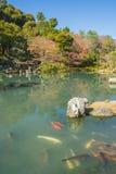 Ναός Tenryuji σε Arashiyama, Κιότο, Ιαπωνία Στοκ Εικόνες