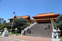 Ναός Tien γιαγιάδων - Αυστραλία στοκ εικόνα