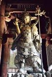 Ναός Todaiji μια θερμή ημέρα ανοίξεων στοκ φωτογραφία