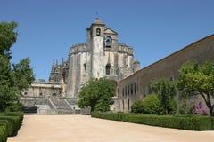 Ναός Tomar, Πορτογαλία Στοκ Φωτογραφίες
