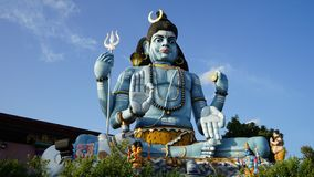 Ναός Trincomalee Shiva στοκ φωτογραφία με δικαίωμα ελεύθερης χρήσης