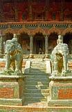 Ναός Vishwanath, Patan, Νεπάλ Στοκ Εικόνες