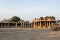 Ναός Vittala σύνθετος σε Hampi, Karnataka, Ινδία στοκ φωτογραφίες με δικαίωμα ελεύθερης χρήσης