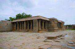 Ναός Vittala σύνθετος, χτισμένος στο 15ο αιώνα, Hampi, Karnataka, Ινδία Στοκ φωτογραφίες με δικαίωμα ελεύθερης χρήσης