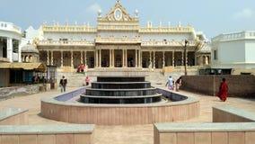 Ναός Vrindavan Ji Shah στοκ εικόνα