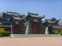 Ναός Wanghaisi Στοκ Εικόνα