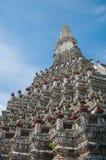 Ναός Wat Arun Μπανγκόκ Στοκ φωτογραφία με δικαίωμα ελεύθερης χρήσης