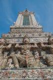 Ναός Wat Arun Μπανγκόκ Στοκ Εικόνες