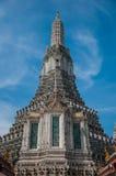 Ναός Wat Arun Μπανγκόκ Στοκ Φωτογραφίες