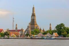 Ναός Wat arun Στοκ Εικόνα