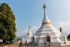 Ναός Wat Phra που Doi Kong MU Γιος της Mae Hong στοκ εικόνες με δικαίωμα ελεύθερης χρήσης