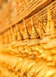 Ναός Wat Phra Kaew Garuda Στοκ Εικόνα