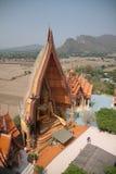 Ναός Wathumsua Στοκ Εικόνα