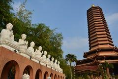Ναός Yin Guan Στοκ φωτογραφία με δικαίωμα ελεύθερης χρήσης