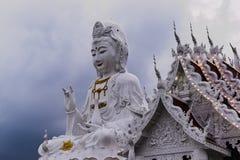 Ναός Yin Guan Στοκ Φωτογραφία