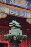 Ναός Yonghe λάμα στο Πεκίνο Κίνα στοκ εικόνες