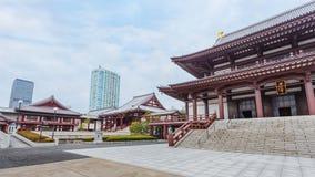 Ναός Zojoji στο Τόκιο Στοκ φωτογραφία με δικαίωμα ελεύθερης χρήσης