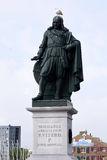Ναύαρχος στις Κάτω Χώρες Michiel de Ruyter Στοκ φωτογραφία με δικαίωμα ελεύθερης χρήσης
