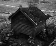 να λάμψει σπιτιών μικρός χειμώνας ήλιων Στοκ Φωτογραφία