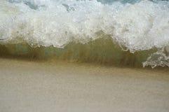 να αναδεύσει κύματα Στοκ Εικόνες