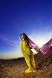 να αναπτύξει κοριτσιών παρ&al Στοκ φωτογραφία με δικαίωμα ελεύθερης χρήσης