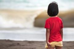 να αναρωτηθεί κοριτσιών Στοκ φωτογραφίες με δικαίωμα ελεύθερης χρήσης
