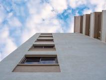 Να ανατρέξει οικοδόμησης Στοκ Φωτογραφία