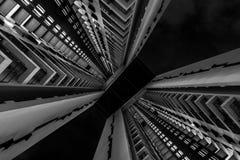 Να ανατρέξει στην πυραμίδα στη Σιγκαπούρη στοκ φωτογραφία με δικαίωμα ελεύθερης χρήσης