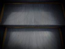 να ανεβεί κυλιόμενων σκαλών Στοκ Εικόνα