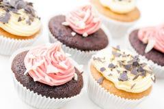 Να βάλει στον πειρασμό Cupcakes Στοκ εικόνες με δικαίωμα ελεύθερης χρήσης