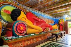 Να βρεθεί Βούδας σε έναν ναό Στοκ Εικόνες