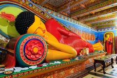 Να βρεθεί Βούδας σε έναν ναό Στοκ φωτογραφία με δικαίωμα ελεύθερης χρήσης