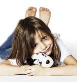 να βρεθεί κοριτσιών μαλα&ka στοκ φωτογραφίες